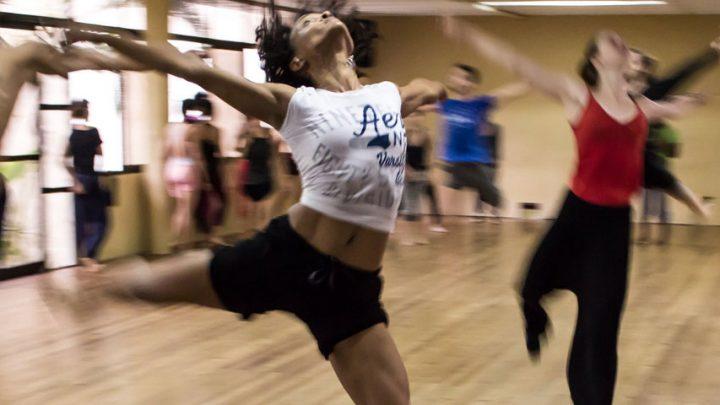 Dancing in Atlanta